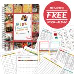Free Printable Mega Freezer Meals Planning Pack