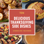 10 Delicious Thanksgiving Side Dishes