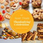 10 Sweet Treats for Thanksgiving Celebrations