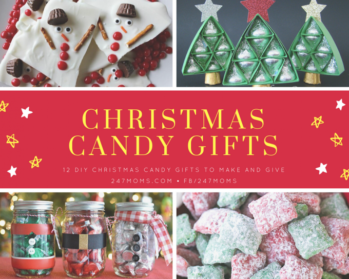 Christmas Candy Gifts.12 Diy Christmas Candy Gifts To Make And Give 24 7 Moms