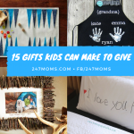 15 Gifts Kids Can Make To Give