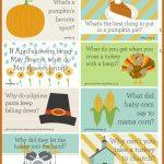 Free Thanksgiving Lunch Joke Printables