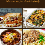 10 Thanksgiving Leftover Recipes