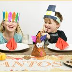 Free Thanksgiving Hat Printables for the Kids' Table
