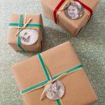 MOM Tip: DIY Photograph Gift Tags
