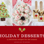 15 Delicious Holiday Desserts