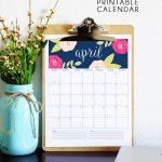 Free 2018 Calendar Printables