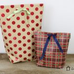 MOM Tip: How to Make a DIY Gift Bag for Christmas