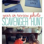 MOM Tip: New Year's Eve Photo Scavenger Hunt