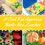 10 Cool Kid Approved Bento-Box Lunches