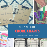 10 of the Best Chore Charts for Kids