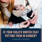 Is Your Child's Winter Coat Putting Them in Danger?