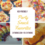 Kid-Friendly Party Snack Favorites
