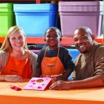 FREE Home Depot Valentine Bean Bag Toss Workshop on 2/3