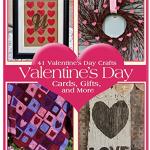 FREE Amazon Kindle eBook: 41 Valentine's Day Crafts