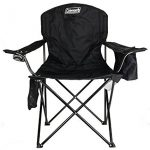 MOM Deal: Coleman Oversized Quad Chair with Cooler $18.25
