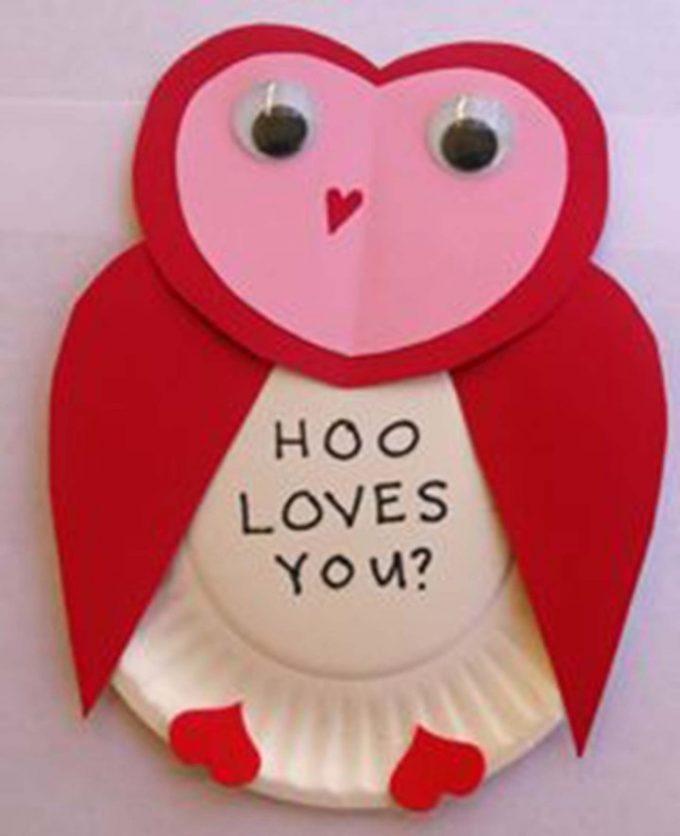 14 Valentine S Day Crafts For Kids 24 7 Moms