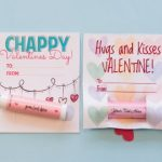 Free Lip Balm Valentine Card Printable