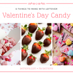 6 Things to Make with Leftover Valentine's Day Candy