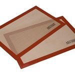 MOM Deal: Artisan Silicone Baking Mats 2-Pack $9.62
