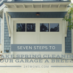 7 Steps to Make Spring Cleaning Your Garage a Breeze