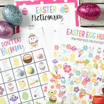 Free Easter Games for Kids Printables
