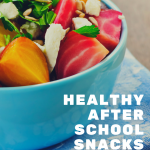 Healthy After School Snacks for Teens