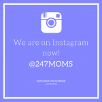 Are You Following 24/7 Moms on Instagram Yet?