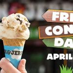 FREE Cone Day at Ben & Jerry's on April 10th!