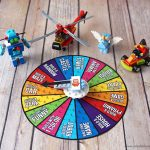 Free Printable LEGO Challenge Game