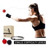 MOM Deal: TEKXYZ Boxing Reflex Ball $14.96