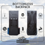 WIN – Badger Gear Bottomless Backpack