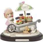 WIN – Precious Moments Blooming With Friendship For 40 Years Figurine