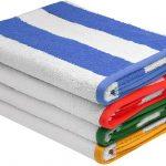 MOM Deal: Premium Quality Cabana Beach Towels – Pack of 4 $29.99