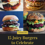 15 Juicy Burgers to Celebrate Hamburger Day
