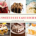 15 Sweet Poke Cake Recipes