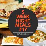 5 Easy Weeknight Meals #17