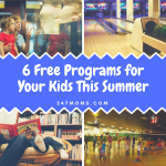 6 Free Programs for Your Kids This Summer