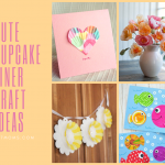Cute Cupcake Liner Craft Ideas