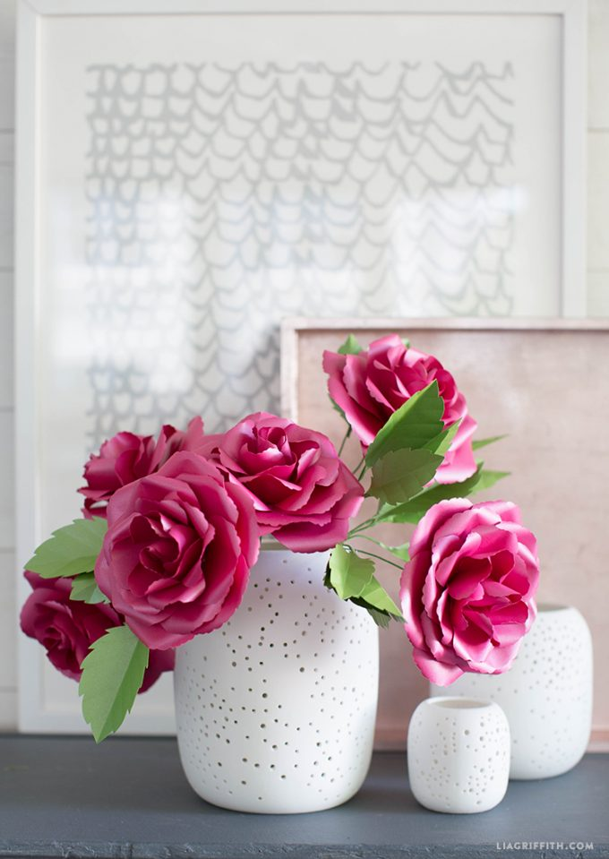 Pretty diy paper flower craft ideas 247 moms how to make paper hyacinth flowers from one little project mightylinksfo