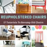 17 Ways to Reupholster a Chair