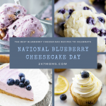 The Best Blueberry Cheesecake Recipes to Celebrate National Blueberry Cheesecake Day