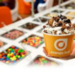FREE Orange Leaf Frozen Yogurt for Moms on Mother's Day