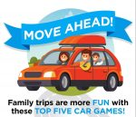 Top 5 Car Games to Play on Family Trips