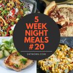 5 Easy Weeknight Meals #20