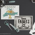 FREE Father's Day Card Printables