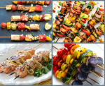 15 Easy BBQ Skewers Recipes for the Summer