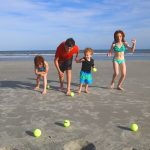 Fun Beach Day Games to Play with Toddlers