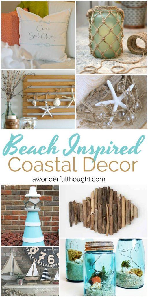 Beach Inspired Coastal Decor Ideas