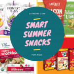 Smart Summer Snacks for Kids